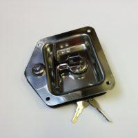 T Handle for Source Storage Door on Armorlite Labs
