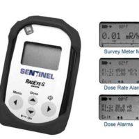 RadEye G Digital Survey Meter