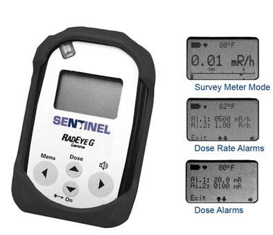 RadEye G Digital Survey Meter