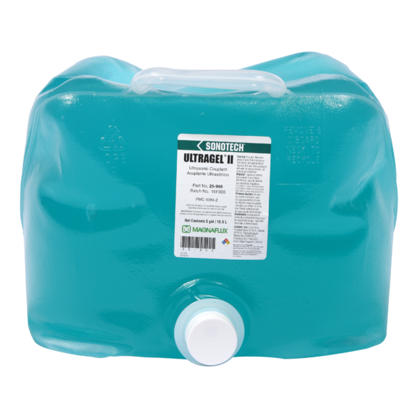 Sonogel Ultragel II – 5 Gallon Magnaflux