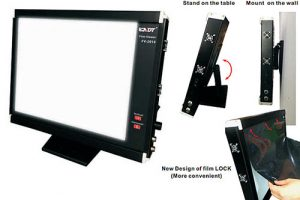 FV-2014 Large LED Portable Film Viewer