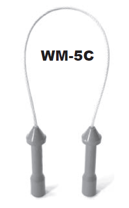 Permanent magnetic yoke cable style
