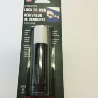Lock De-Icer Aerosol