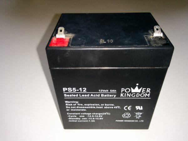 Sentinel DC Yoke Battery