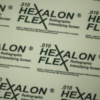 Hexalon lead roll material