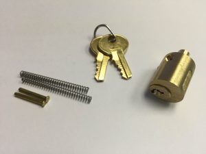 Sentinel Plunger Lock Assembly