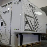 Armorlite OCRT Stand Up Radiography Lab