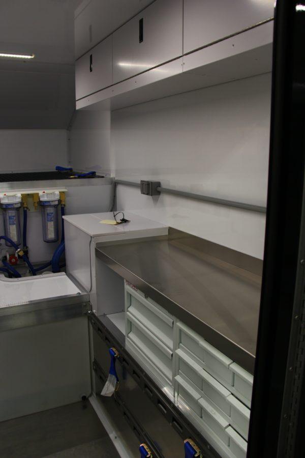 Armorlite UT Ultrasonic Testing Lab