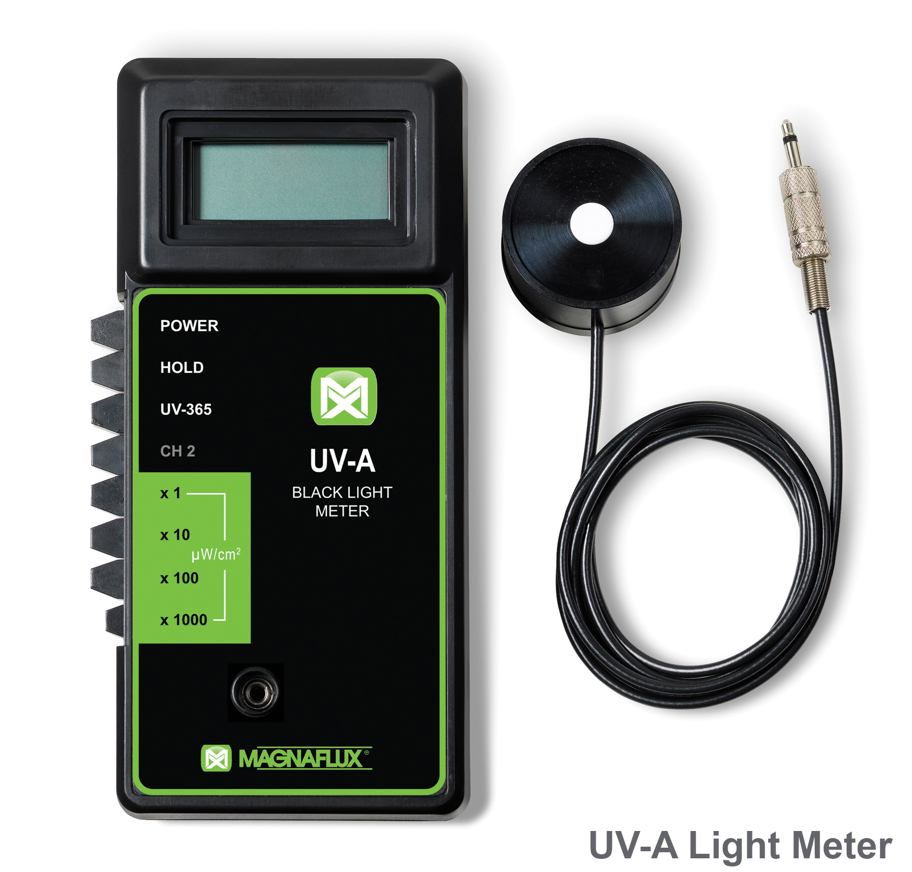 Magnaflux UV-A Light Meter - IR Supplies and Services